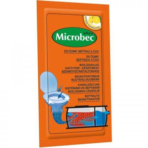 Kuivkäimla septik Microbec 25g
