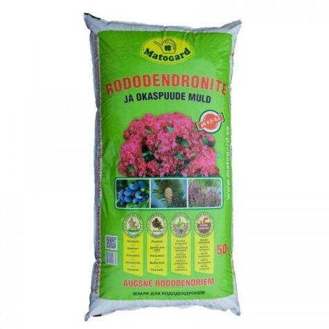 Rododendronite ja okaspuude muld 50l