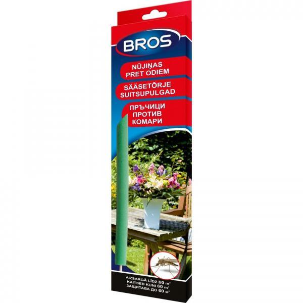 Дымовые палочки от комаров BROS