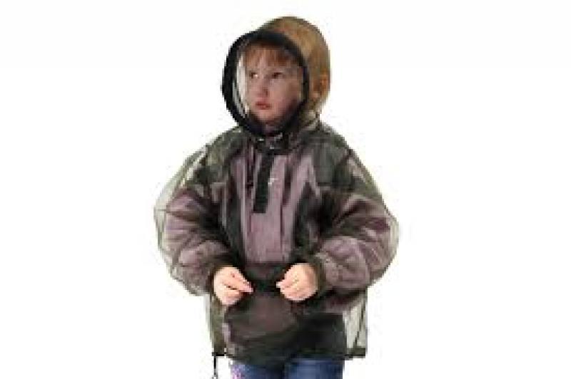 Детская куртка от комаров