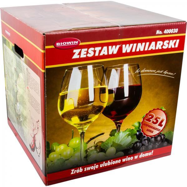 Набор для домашнего виноделия 25 л