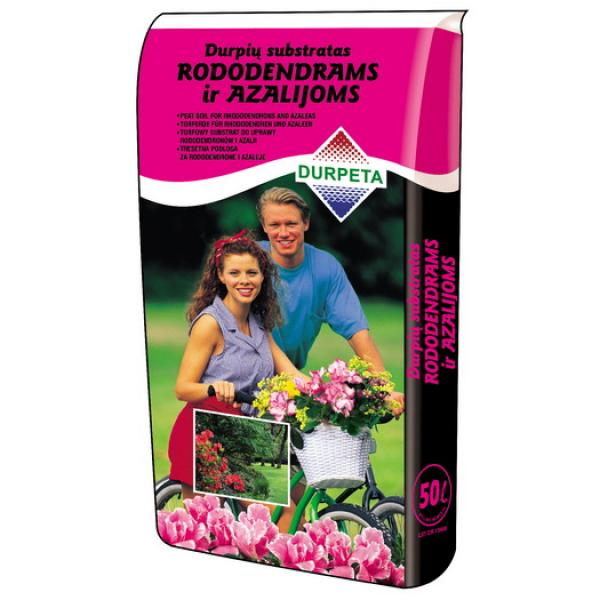 Turbasubstraat rododenroni ja asalea 50L