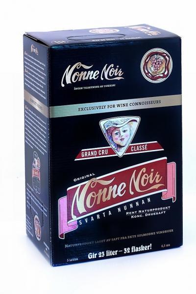 Nonne Noir veini kontsentraat Brendox