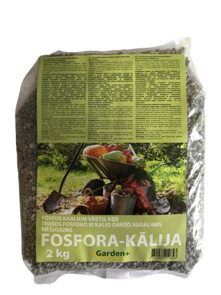 Удобрение фосфорно-калийное 2кг