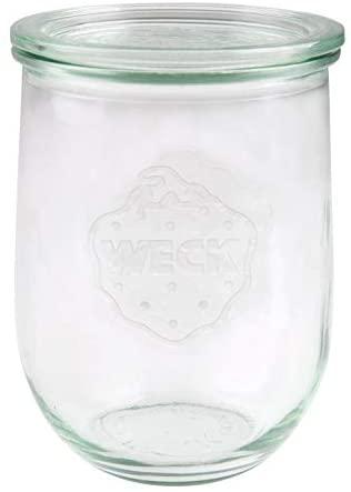 WECK jar Tulip Jar с крышкой 1062 мл